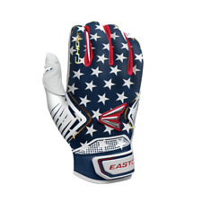 Easton Ghost Fastpitch Womens Large Stars & Stripes Batting Gloves