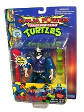 TMNT 10 ANNIVERSARY NINJA POWER TEENAGE MUTANT NINJA TURTLES MUTATIN' SHREDDER