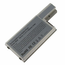 Battery for Dell Latitude D820 D830 D531 CF623 DF192 XD736 DF249 DF249 9 Cell