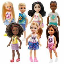 Chelsea Club Freunde | Barbie Puppe | Mattel DWJ33 | Familie Schwester