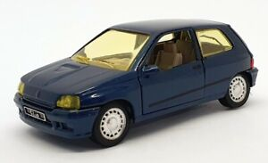 Solido A Century Of Cars 1/43 Scale AFO4360 - Renault Clio - Blue