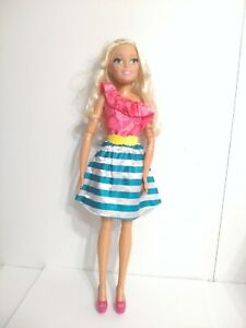 Barbie Doll 28 inch Just Play 2016 Mattel Best Fashion Friend Large Barbie