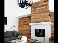 Hardwood Timber Wall Panelling And Rustic Timbers For Feature Walls.