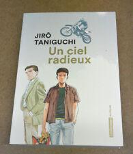 JIRO TANIGUCHI - UN CIEL RADIEUX - RÉÉ 2017 ( NEUF )