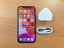 Excellent Apple iPhone X - 256GB - Space Grey (Unlocked) A1901 (X2)