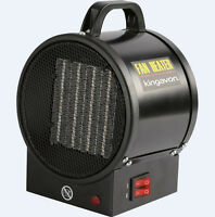 High Quality PTC Electric Ceramic Fan Heater with 2 Power Settings 1000W-2000W