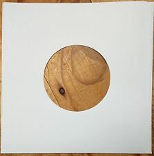 "100 x 7"" / 45rpm SINGLE WHITE PAPER SLEEVES / COVERS FREE P&P"