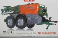 Wiking 077346 Amazone Feldspritze UX 11200  Neu&OVP