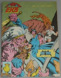 Batman / Eks almanah 467 / Yugoslavia 1985