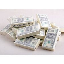 100 Dollar Toilet Tissue Paper Napkin Printing Natural Comfort Funny Personality