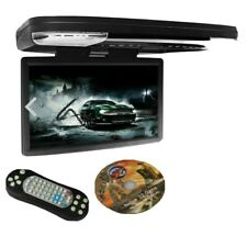 "OUKU 15.6"" HD Roof Mount Overhead Ceiling Car DVD Player Flip-Down Monitor"