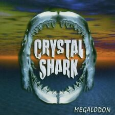 Crystal Shark - Megalodon (2003)  CD  NEW  SPEEDYPOST