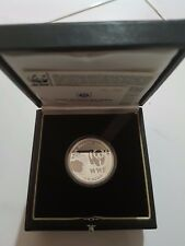 Malaysia 2011 50th Anniversary Of WWF Malaysia Silver Proof Coin