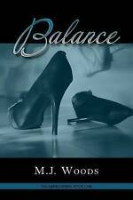 NEW Balance: The Amped Series: Book One by M.J. Woods
