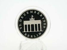 DDR 20 Mark 1990 Brandenburger Tor Silber *PP/Proof*