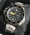 SKZ211J1 Made in Japan Automatic Black Day & Date Dial Silver Steel Watch <br/> COD NATIONWIDE, Free Ship, Meet Up, PayPal Accepted