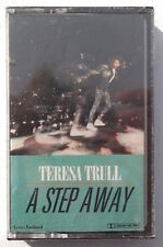 Vintage SEALED Teresa Trull A STEP AWAY Cassette REDWOOD RECORDS US 1986
