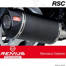 Silencieux Pot échappement Remus RSC Carbone sans Catalyseur KTM 200 RC 14 >