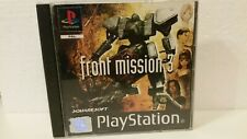 "PS1/PS2/PS3 Spiel ""Front Mission 3"" mit OVP, Anleitung"