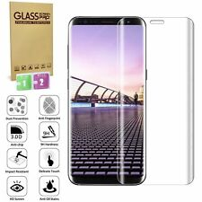 BisLinks 99066462 Tempered Glass Screen Protector For Samsung Galaxy S7 edge