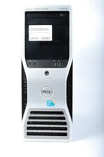 Dell Precision WorkStation T3500 Intel Xeon W3540 Quadro FX3800 6GB RAM DVD/RW