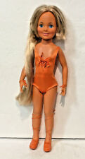 Vintage 1971 Brandi Doll Crisy's Friend Hair That Grows IDEAL- no box good shape