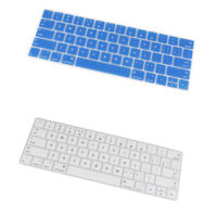 "2 Packs Keyboard Protector Cover SKin for Macbook Pro 13""/15"" with Touch Bar"