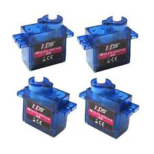 4x KDS Analog 9g Micro Servo High Speed Torque for RC Helicopter Airplane Robot