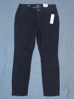 NWT Women's Curvy Fit Petite Short Skinny Jeans by Liz Claiborne  - U Pick Size