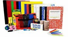 Secondary School Essentials Back to School Kit - School Supplies - 51 Pieces