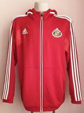 Sunderland Home football Adidas Red Jacket