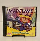 Madeline European Adventures (pc, 1996) - Cdrom Computer Game / Windows
