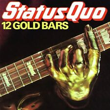 Cd  12 Gold Bars Volume 1 von Status Quo (1987)