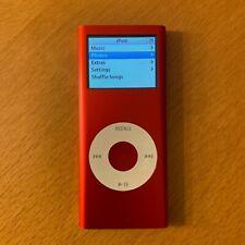 iPod Nano - 2nd Generation Apple 8Gb - Red - Ma899Ll/A1199