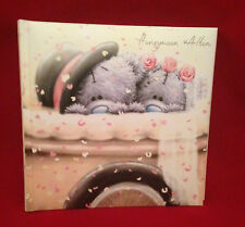 ME TO YOU BEAR TATTY TEDDY HONEYMOON WEDDING PHOTO ALBUM GIFT