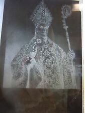 VERY RARE SET OF 18 'BISHOPS' GLASS PLATE NEGATIVES IN ORIGINAL BOX..