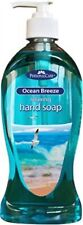 15OZ Ocean Hand Soap by Personal Care Products Llc,PK12
