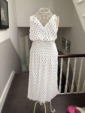 & Other Stories polka dot dress - size 38 EU / M