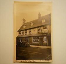 The Original Cake Shop Banbury Oxfordshire England Old RPPC Real Photo Postcard