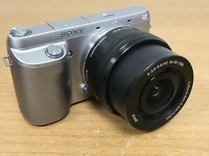 Sony Alpha NEX-F3 16.1MP Digital Camera-Black ( w/ 18-55mm Lens)