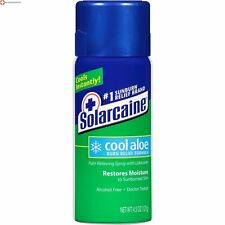 Solarcaine aloe Vera Spray 4.5 oz