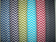 12 FQs Chevrons Blues Navy Green Pink Gray Cotton Quilt Fabric Fat Quarters