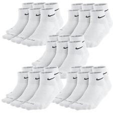 15 Paar NIKE Dri-FIT NoShow Sneaker Socken weiß 46-50 (XL) 15er Pack Low Cut NEU