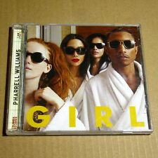 Pharrell Williams - Girl 2014 USA CD MINT Funk / Soul, Pop #K04