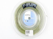 *NEU*Luxilon Ace Saitenset 12m String Set 1.12mm Tennis Saite Big Banger pro g4
