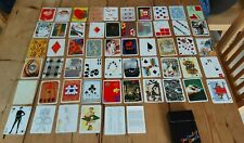More details for rare vintage deck - the deck of cards by andrew jones art - 1979