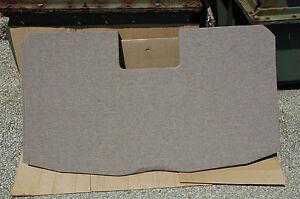 Insulation Panel FLU 419 Freightliner/HMMH, 2510-01-391-0767