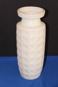 """Scheurich Ceramic 12""""  Vase West Germany 261-30 Mid Century Modern"""