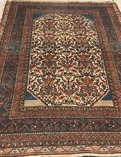 An Antique Ivory Malayer Rug