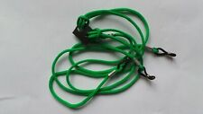....GREEN  Neck Cord  Holder for your glasses/ Spectacles x 2....2 CORDS...